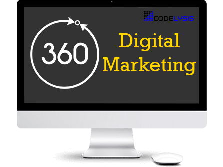 360 degree digital marketing company or digital marketing agency